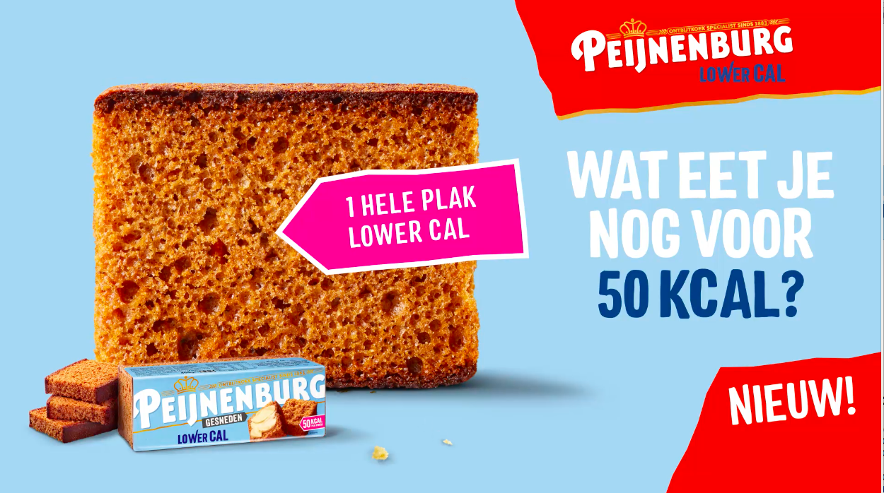 Peijnenburg LowerCal campagne